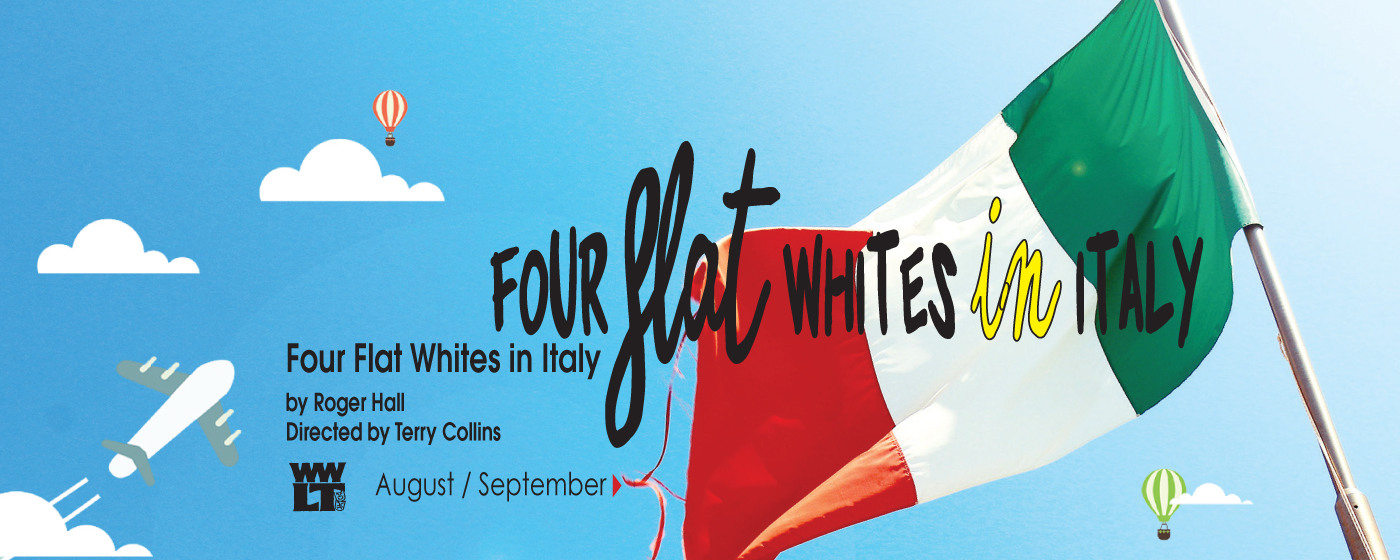 Four Flat Whites in Italy – August / September