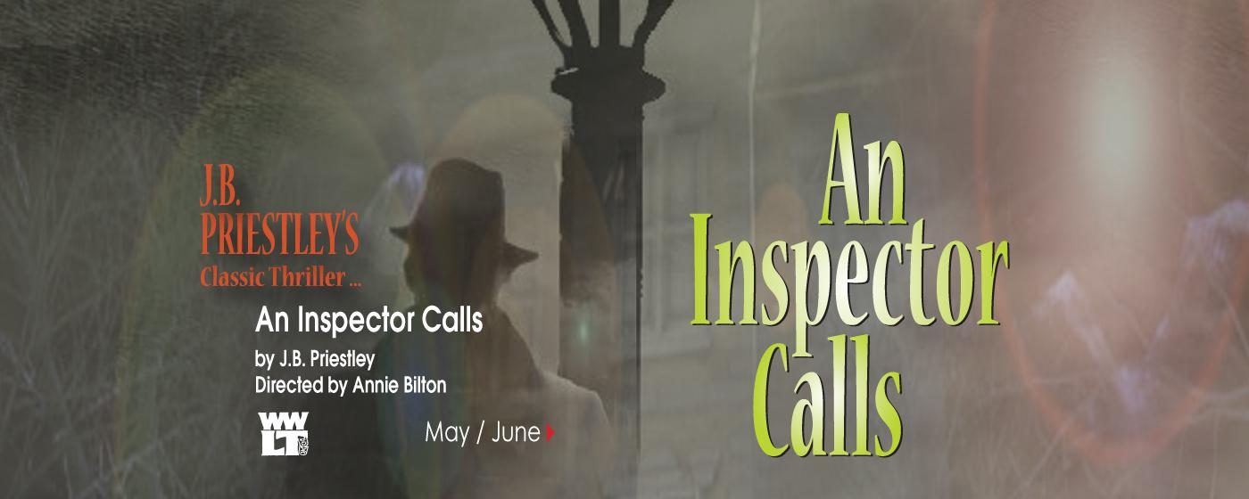 An Inspector Calls – May 2019