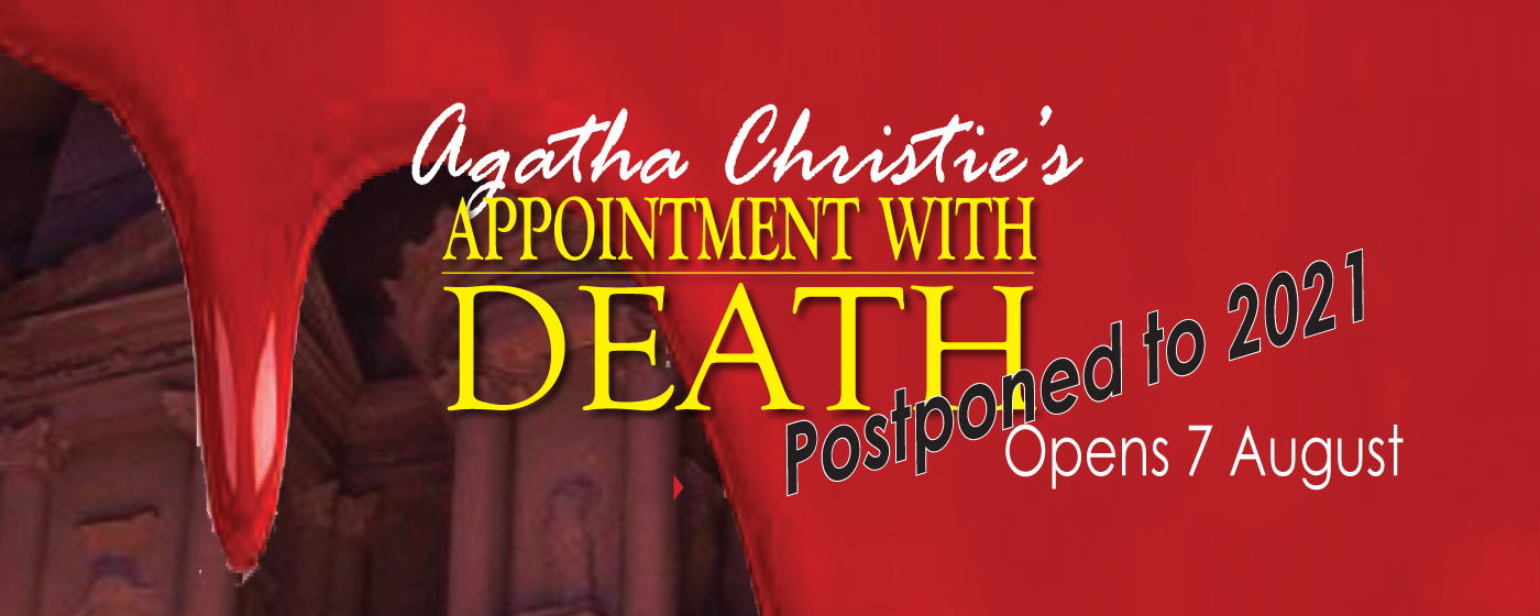 Appointment With Death – Postponed