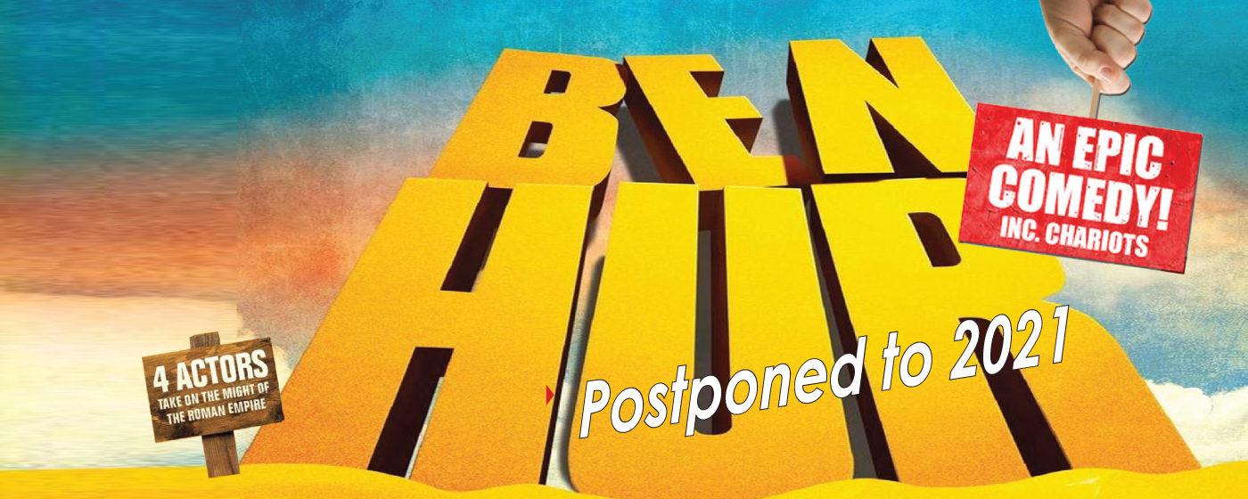 Ben Hur – Postponed